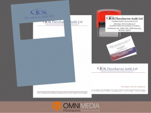 Corporate Identity by Omnimedia